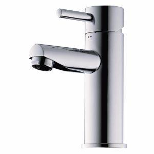 Børma A1 Håndvaskarmatur krom 1-grebs med bundventil