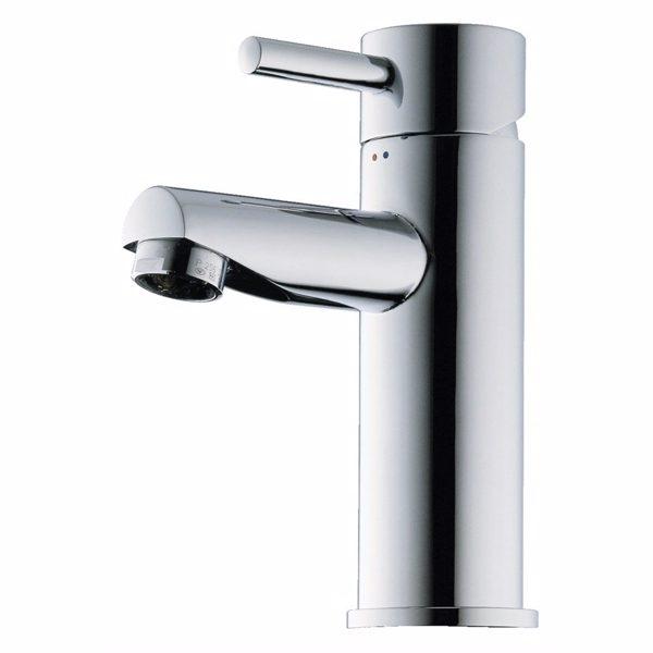 Børma A1 Håndvaskarmatur krom 1-grebs uden bundventil