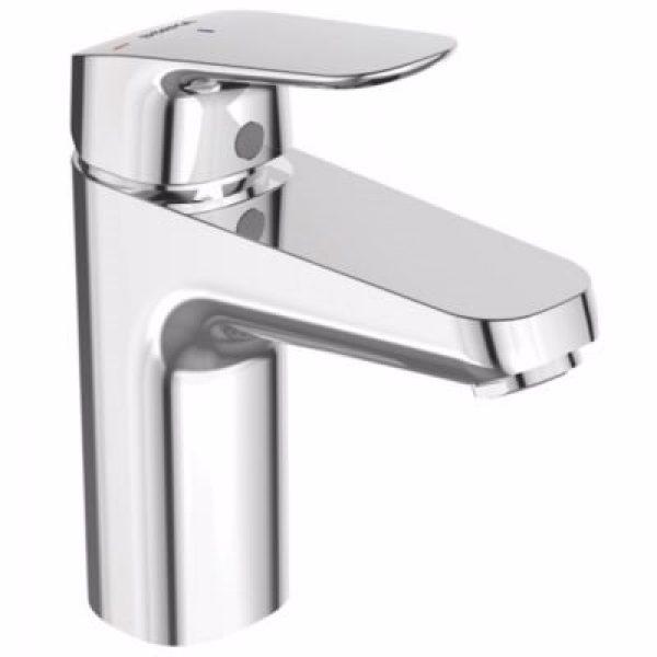 Børma Ceraflex Bluestart Håndvaskarmatur uden bundventil. 1-grebs. Krom