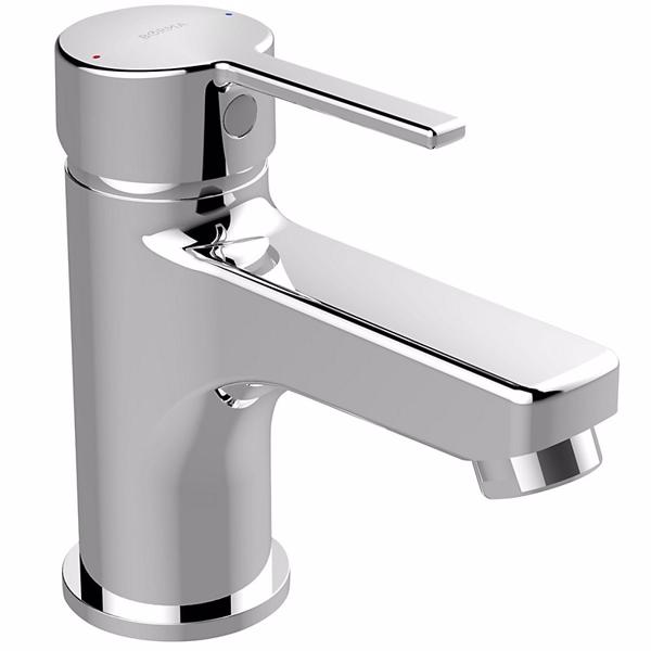 Børma Promix håndvaskarmatur med bundventil. Krom