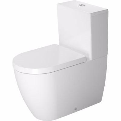 Duravit ME by Starck toilet 370x650mm uni-lås vandret eller lodret afløb