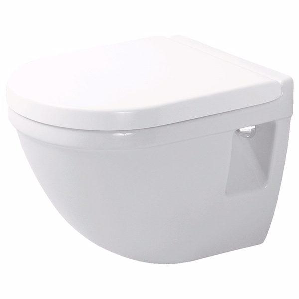 Duravit Starck 3 toilet Compact WG t-væg. fremspring 475 mm