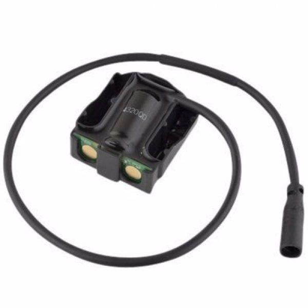 FMM/mora tronic AC adapter anvendes til netdrift, ledningslængde 35 cm.