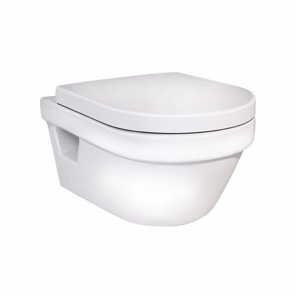 GB Hygienic Flush WC m.sæde GBG Hygienic Flush inklusiv sæde og åben