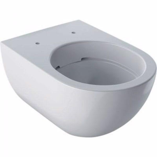 GEBERIT ACANTO hængeskål 350x340x510mm, rimfree, keratect glasur, hvid