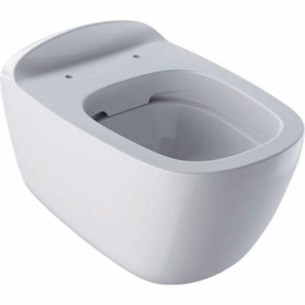 GEBERIT CITTERIO hængeskål 360x330x560mm, rimfree, keratect glasur, hvid