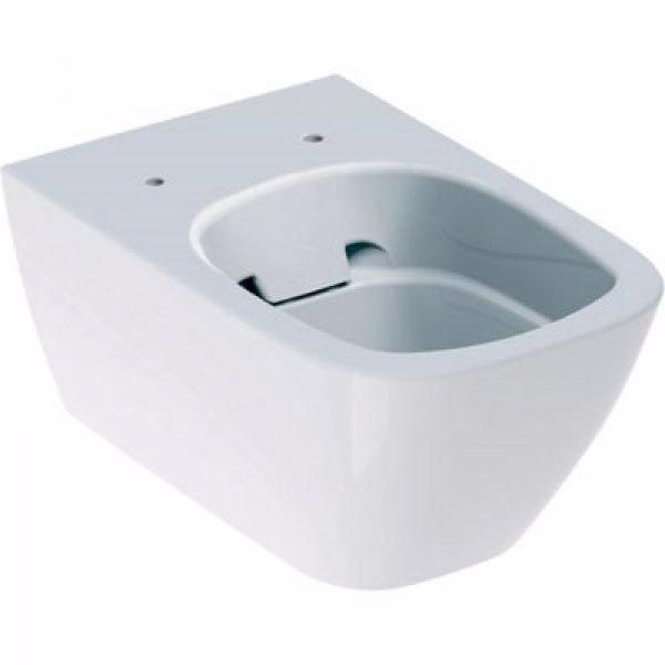 GEBERIT SMYLE hængeskål 350x330x540mm, rimfree, hvid
