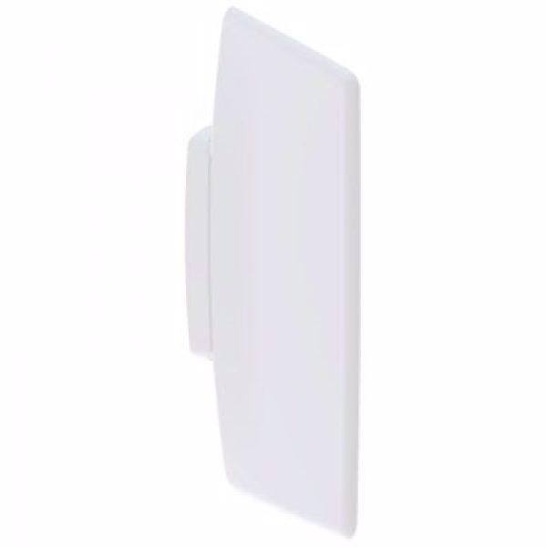 Geberit Basic urinal skillevæg. Plastic. Hvid