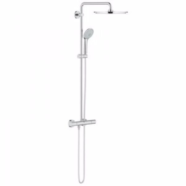 Grohe Euphoria XXL 310 brusesystem med termostatarmatur 26075000