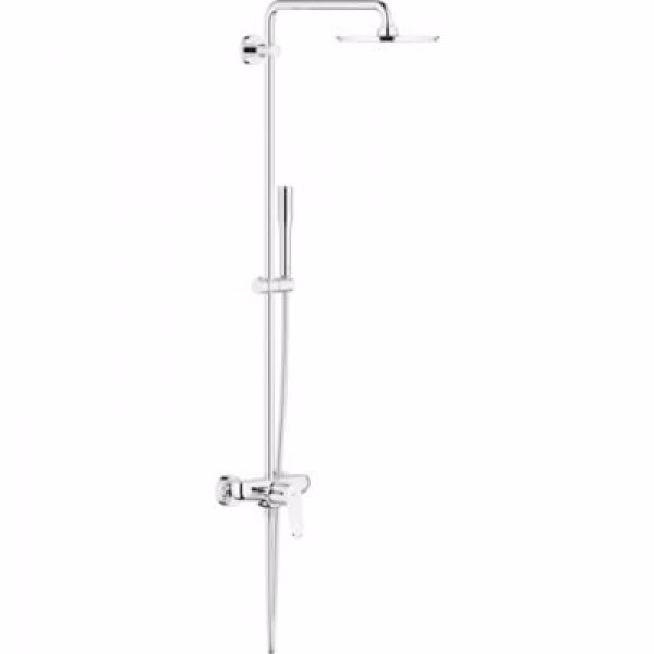 Grohe Euphoria XXL E Cosmopolitan System 210 Etgrebs brusesystem til vægmontering