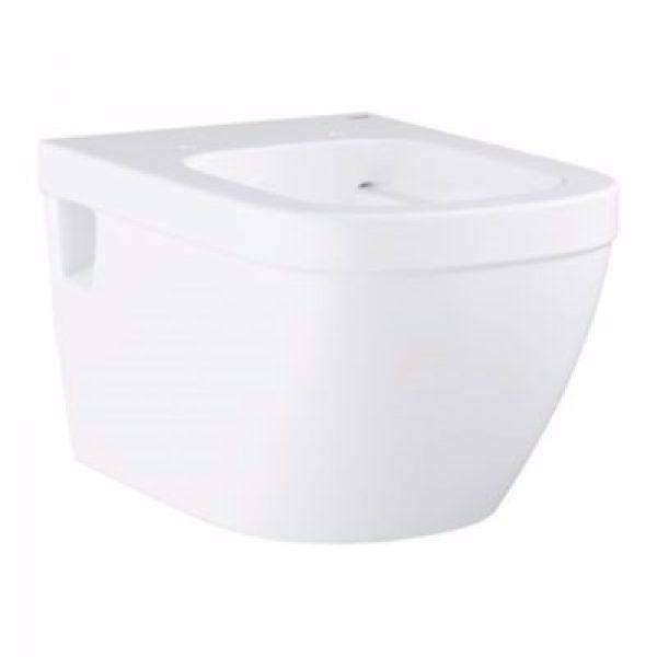 Grohe Euro Ceramic WC hængeskål basic, til indbyggede cisterner