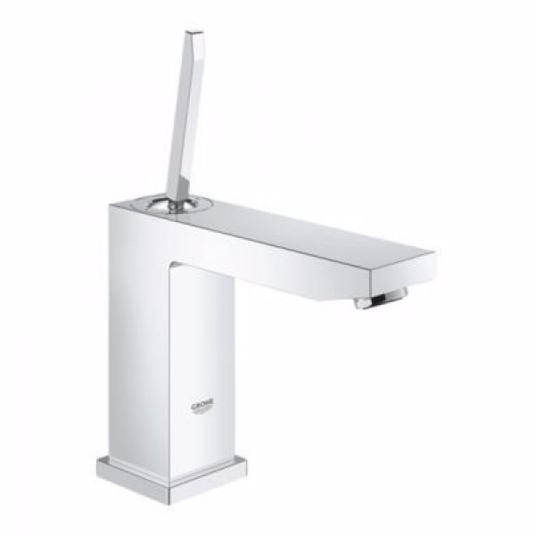 Grohe Eurocube Joy håndvaskarmatur, M-size, glat krop. Krom