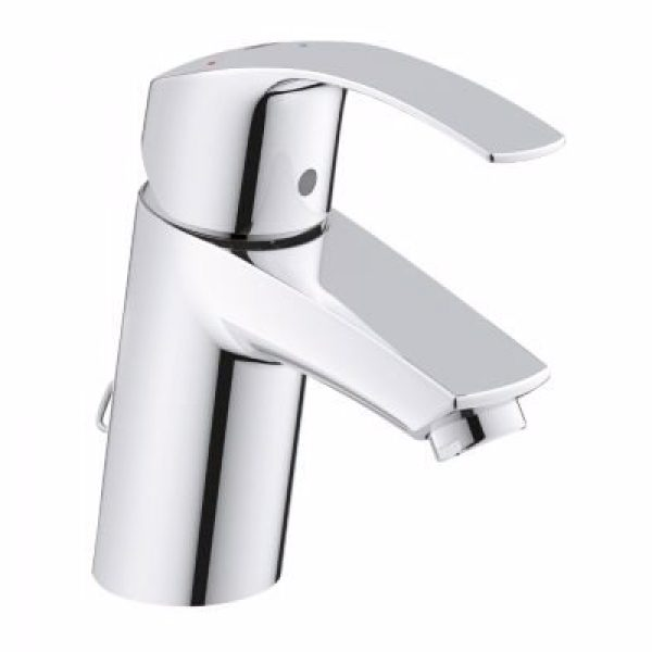 Grohe Eurosmart håndvaskarmatur. S Size. Med kæde