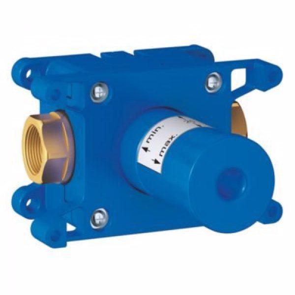 Grohe Rapido C ventiloverdel Indbygningssæt til enkel volumenkontrol