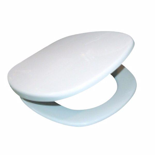 Gustavsberg sæde med låg hvid, til 325 serien