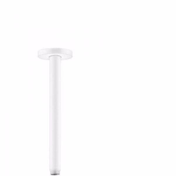 HG loftbefæstigelse S 1/2'' 300 mm, mat hvid