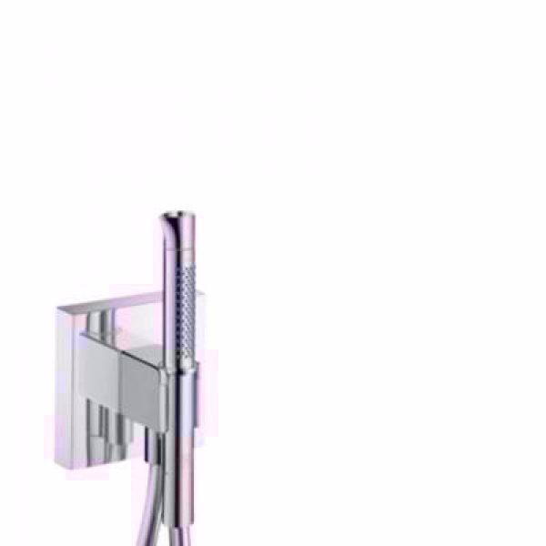 Hansgrohe AXOR Starck Organic håndbruser modul med slange, 2 jet. Krom