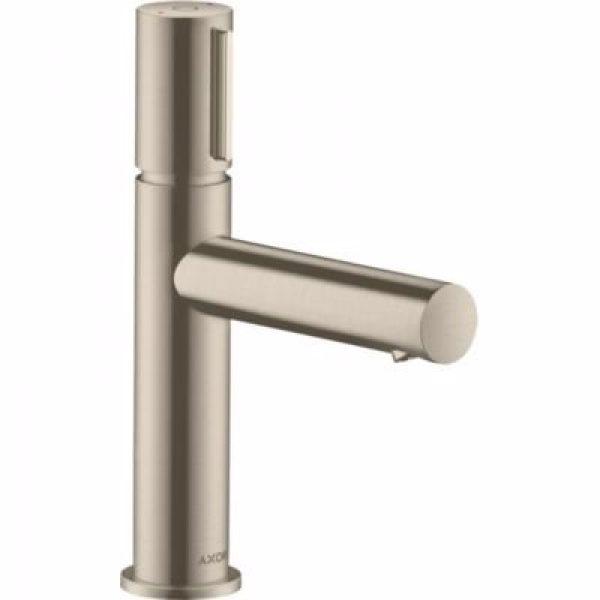 Hansgrohe AXOR Uno Select 110 håndvaskarmatur. Børstet nikkel