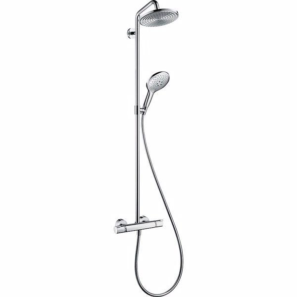 Hansgrohe Raindance Select Showerpipe 240