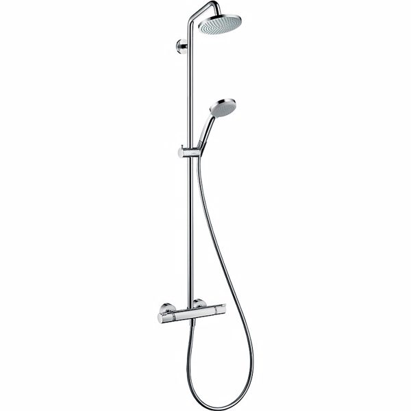 Hansgrohe Showerpipe Croma 160 m. hoved- og håndbruser