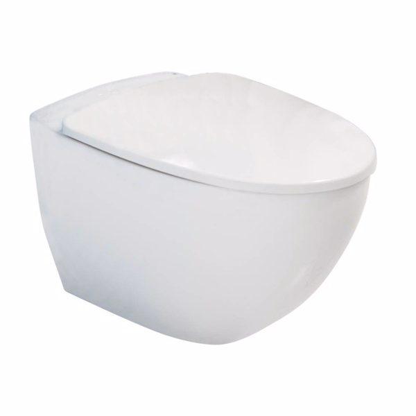 Ifö Sign Art WC-skål, 33 x 52 x 35,5 cm