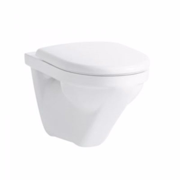 Laufen Moderna R hængetoiletskål hvid