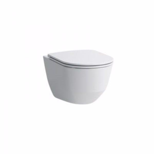 Laufen Pro-S hængetoiletskål compact 490x360mm hvid LCC
