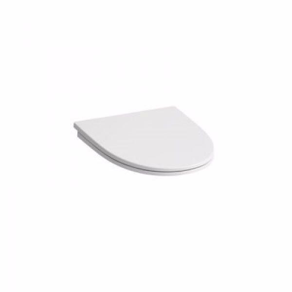 Laufen kompas toiletsæde med quick release hvid