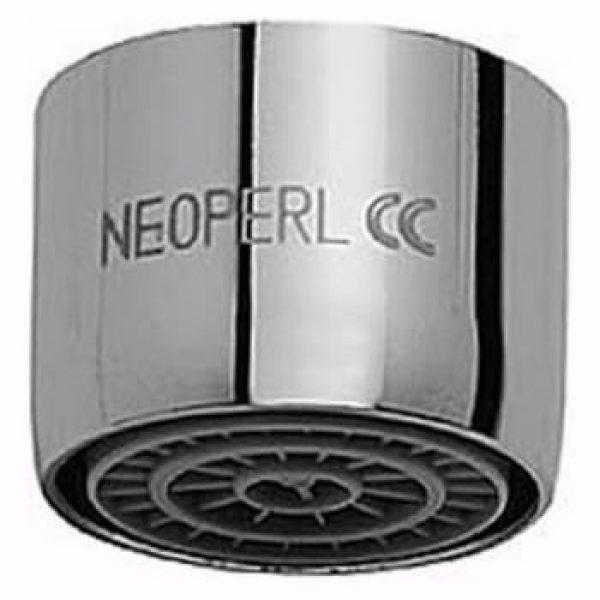 Neoperl Cascade luftblander, 22 mm, med vandsparer