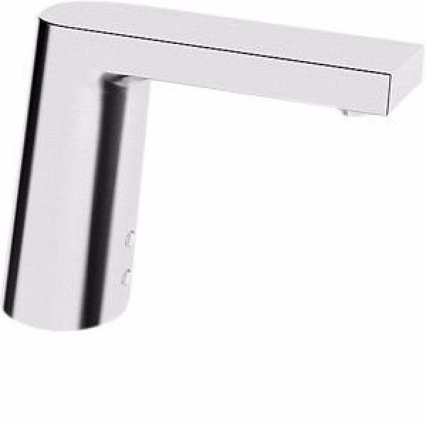 Oras Electra håndvaskarmatur berøringsfri med Bluetooth & temperaturgreb, 6V. Krom