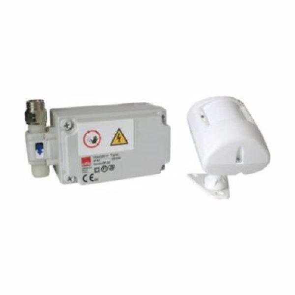 Oras Electra urinalarmatur 230V med sensor