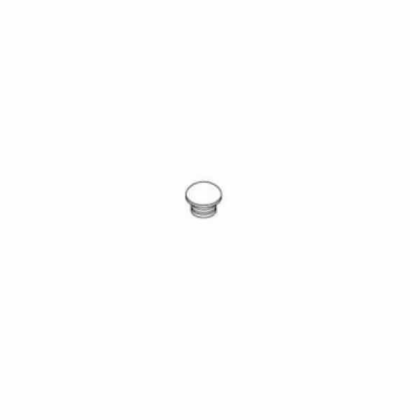 Pressalit Buffe t/låg, mocca 6 mm, Ø16mm