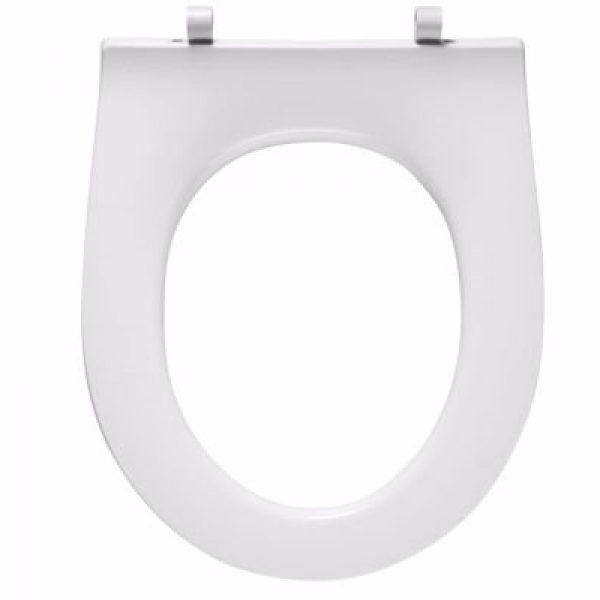 Pressalit Objecta Pro toiletsæde uden låg, hvid polygiene
