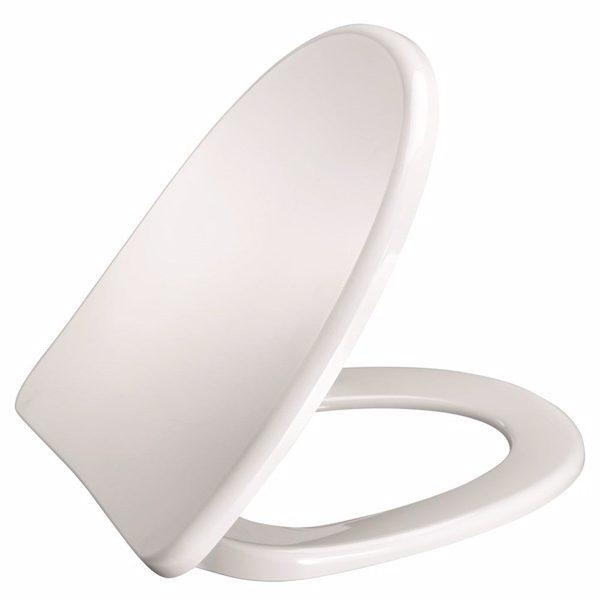 Pressalit Toiletsæde 754 med softclose. Hvid