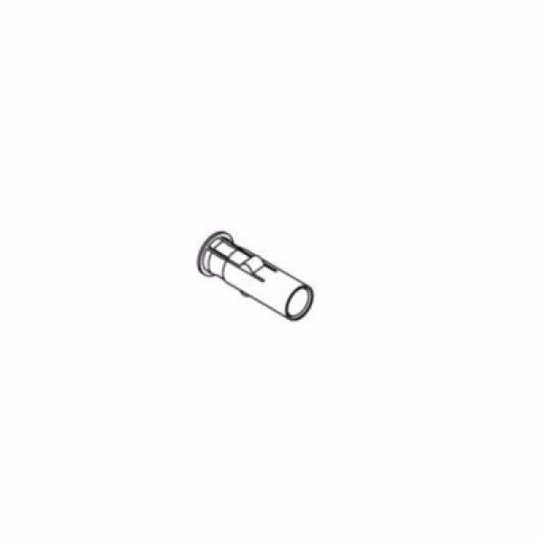 Pressalit bøjlebøsning, til universal beslagssæt BN2P999