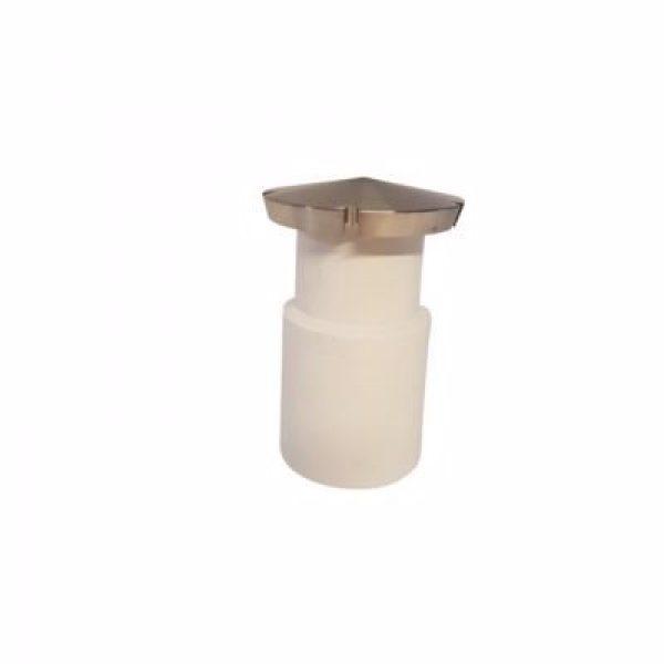 Uridan Dæksel type 6 Position A - 77 mm