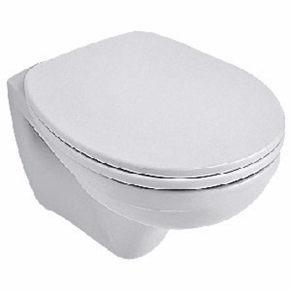 VB Omnia hængetoiletskål OMNIA COMPACT med Ceramic+