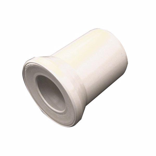 Viega Klo.Tilslrør 150 mm Hvid