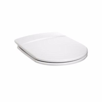 toiletsæde toiletsæde hvid LOGIC GUSTAVSBERG softclosing m/låg hærdet p