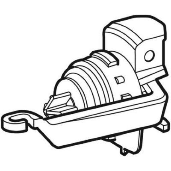 GEBERIT ventilhus f sv.ventil type 333