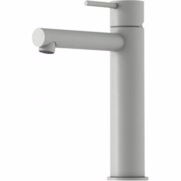 Mora håndvaskarmatur, mat-hvid, 5 mora inxx ii sharp medium