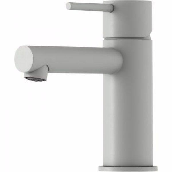 Mora håndvaskarmatur, mat-hvid, 5 mora inxx ii sharp small