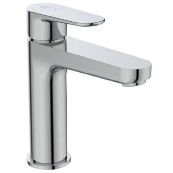 Ideal Standard Cerafine O håndvaskarmatur, koldstart, 5 l/min, Tud L:122 H:125, Krom