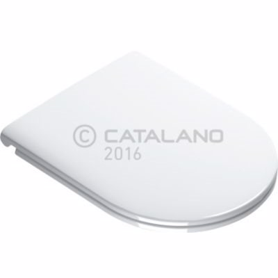 Catalano Softclosetoiletsæde ECO med soft close