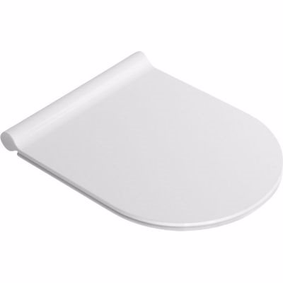 Catalano toiletsæde Mat med softclose & TakeOff, passer til: Sfera54 Mathvid/Bianco Satino